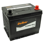 22F680 N50VT DELKOR SILVER CALCIUM MAINTENANCE FREE BATTERY  680CCA  36 MTHS WARR PRIVATE 12 MTHS WARR COMMERCIAL new warranty periods from the 010617  DIMENSIONS MM L228 X W168 X H1